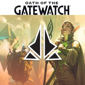 Magic the Gatering Oatch of the Gatewatch Intro Pack
