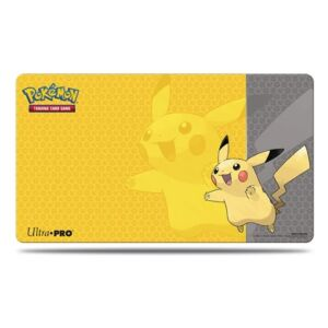 Speelmat Pokemon Pikachu
