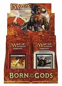 Magic the Gathering Born of the Gods - Intro Packs: Gifts of the Gods + Insatiable Hunger